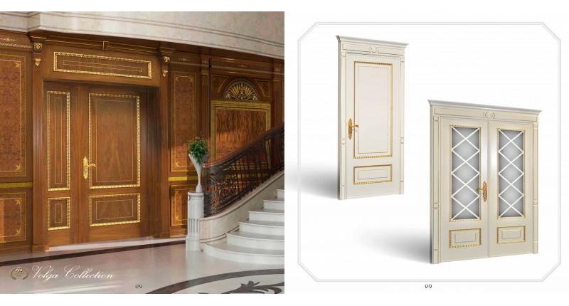 Двери межкомнатные Volga