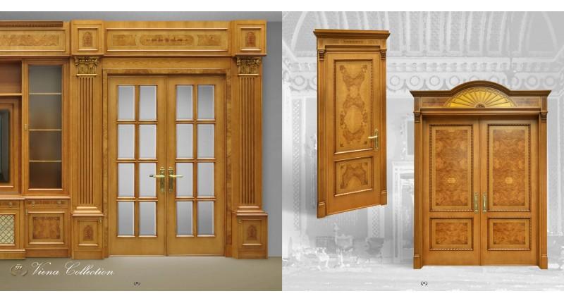 Двери межкомнатные Viena