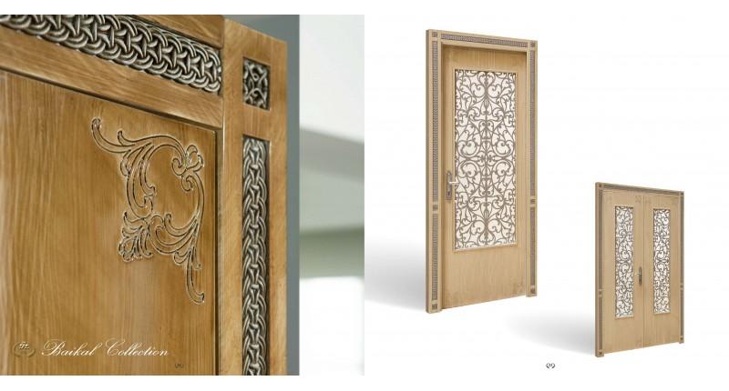Двери межкомнатные Baikal