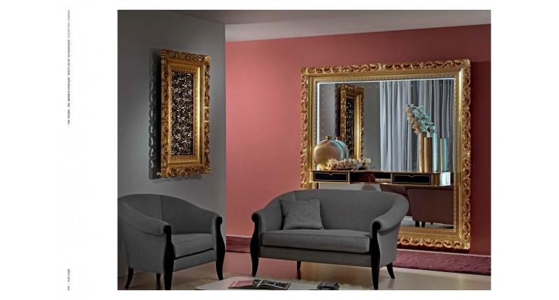 Консольный столик с зеркалом THE FRAME