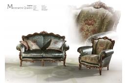 Диван и Кресло Montmartre Quattro