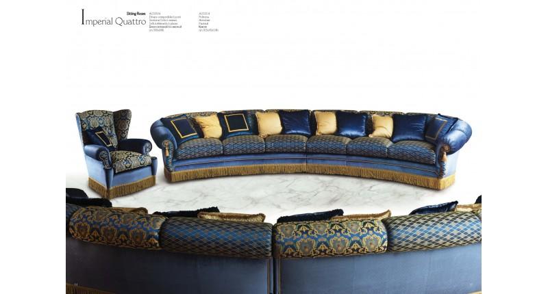 Диван и Кресло Imperial Quattro