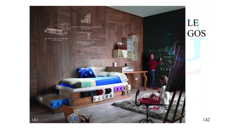 Спальня детская Legos